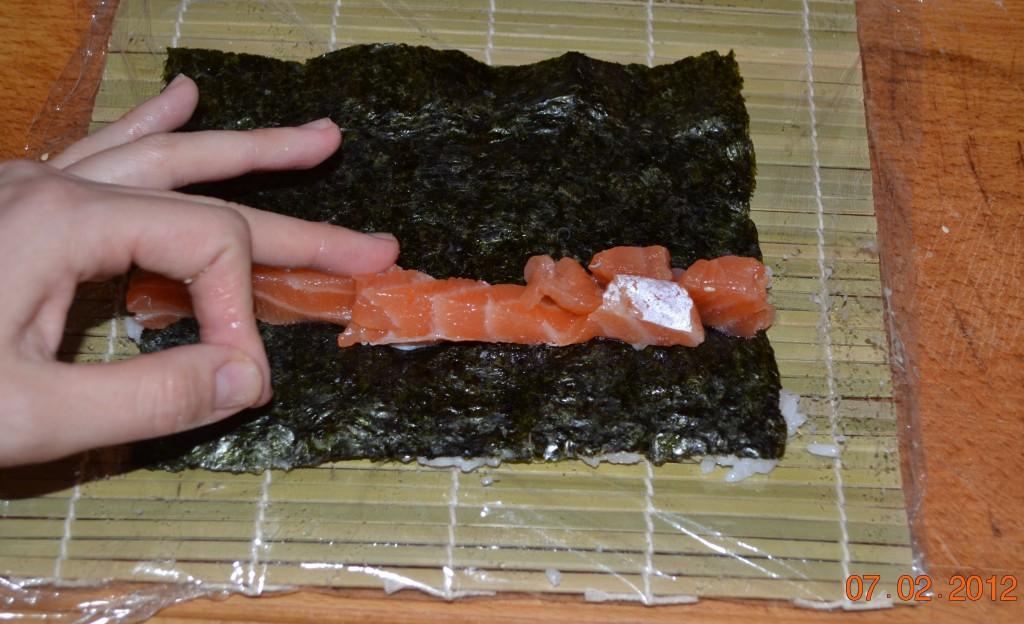 Готовим суши и роллы сами. 42966