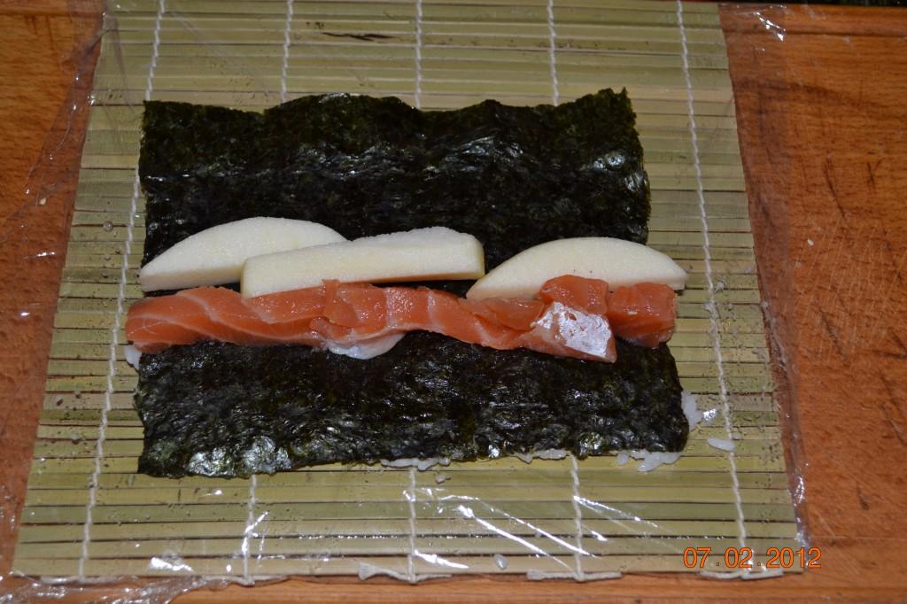 Готовим суши и роллы сами. 45943