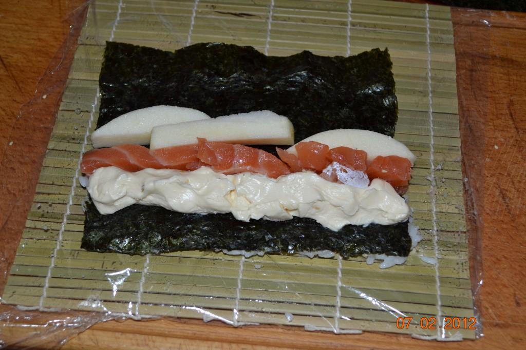 Готовим суши и роллы сами. 67488