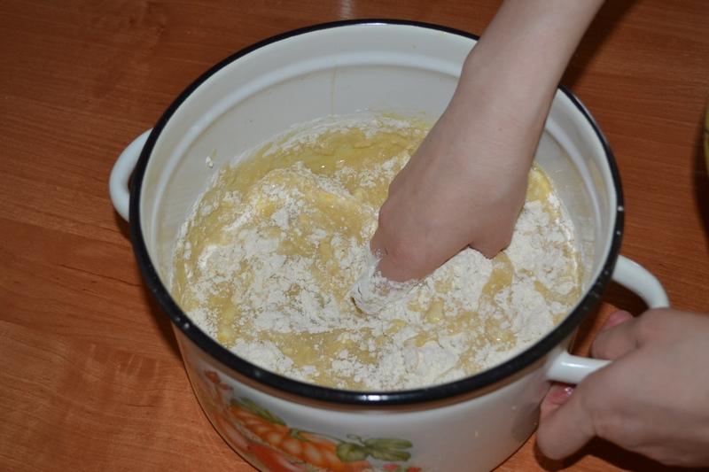Приготовить пасхальный кулич рецепт