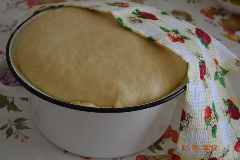 пошаговый рецепт кулича с фото