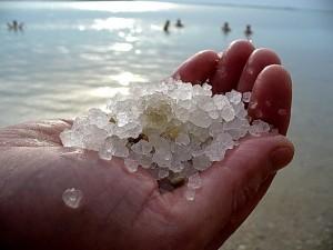 Морская соль польза