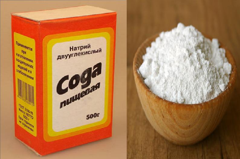 как применять соду для очищения организма