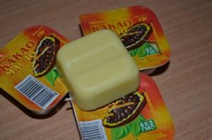 Масло какао применение.