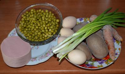 Салат оливье пошаговый рецепт 5