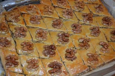 рецепты татарской пахлавы