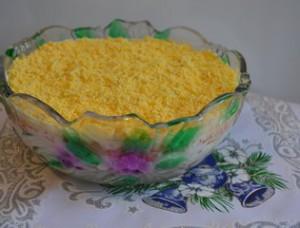 салат мимоза классический пошаговый рецепт с фото