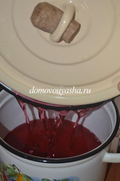 Маринованная слива пошаговая
