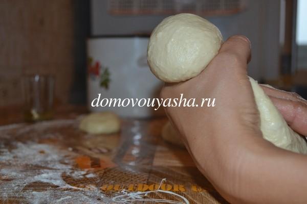 Как сделать чеснок для пампушек