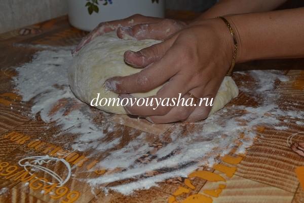 как приготовить пампушки с чесноком