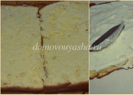 бисквит медовый рецепт