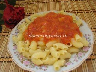Как приготовить вкусную томатную подливу с луком и морковью, Народные знания от Кравченко Анатолия