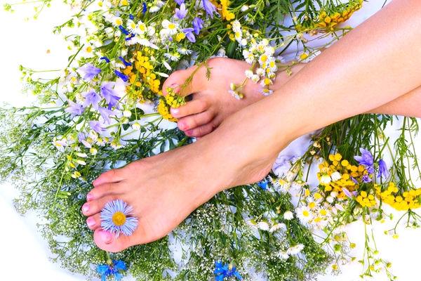 потливость ног причины лечение