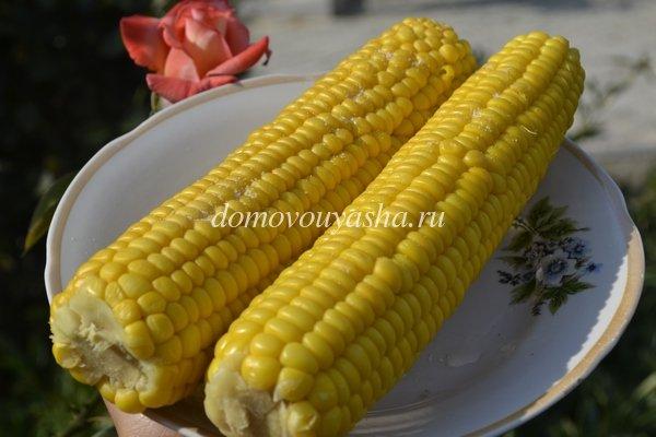 польза и вред варенной кукурузы