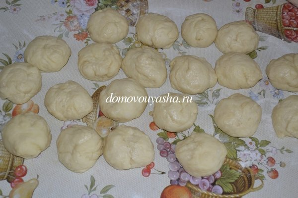 дрожжевые пирожки тесто
