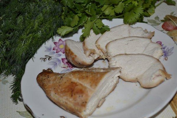 сочная куриная грудка запеченная в фольге в духовке
