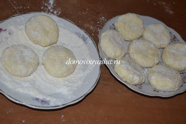 сырники из творога с манкой без муки