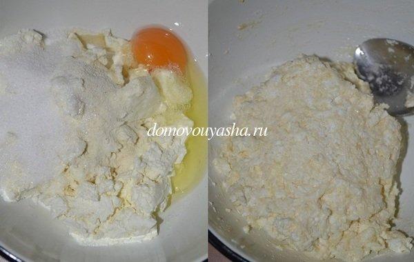 сырники из творога с манкой рецепт с фото