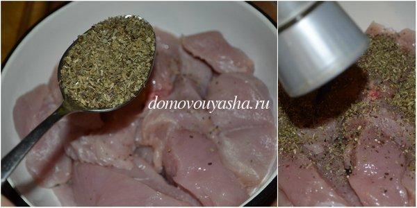 Как готовится и маринуется шашлык из индейки в
