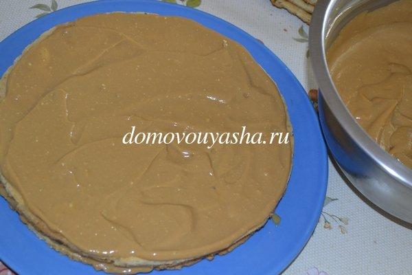 песочный торт рецепт с фото