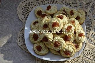 домашнее песочное печенье рецепт с фото