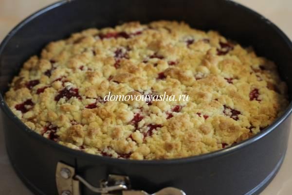 Как приготовить клубничный пирог