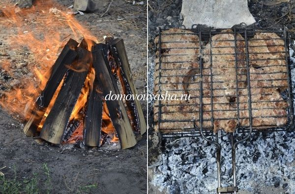 как приготовить антрекот из свинины