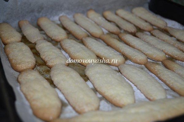 Печенье савоярди рецепт с фото