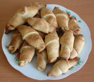 Печенье пальчики с мармеладом рецепт с фото