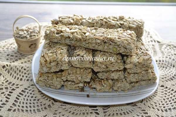 Рецепт козинаков из семечек в домашних условиях с фото