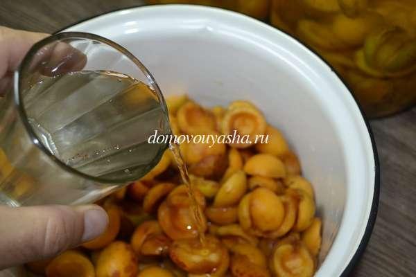 Рецепт вина из абрикосового варенья в домашних условиях 817