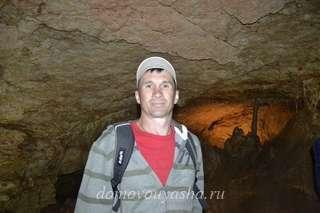 Мраморная пещера в крыму фото