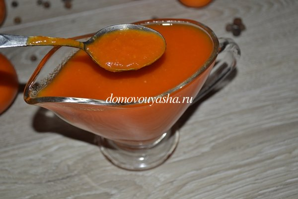 Кетчуп из желтых помидор рецепт