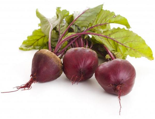 Салат из свеклы с чесноком рецепт с фото
