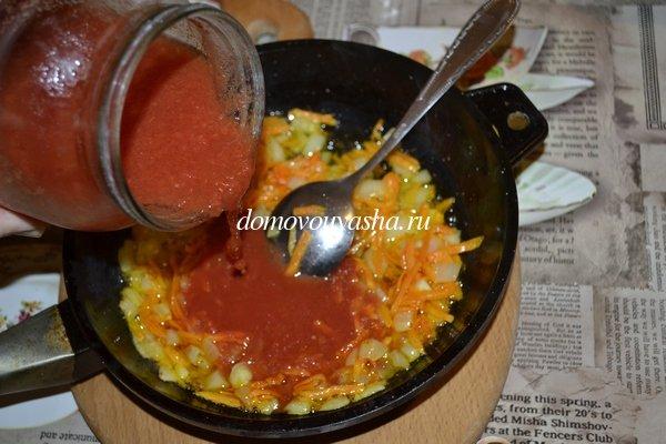 Соус сметанный для тефтелей с рисом