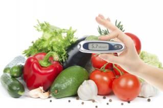 Продукты при сахарном диабете