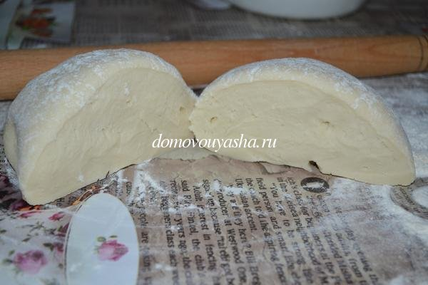 Заварное тесто для пельменей без яиц рецепт