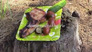 Антрекот на гриле рецепт