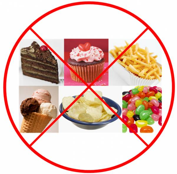 Детская диета при ротавирусе