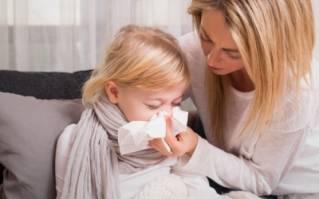 Как вылечить сопли ребенку