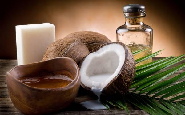 Кокосовое масло состав