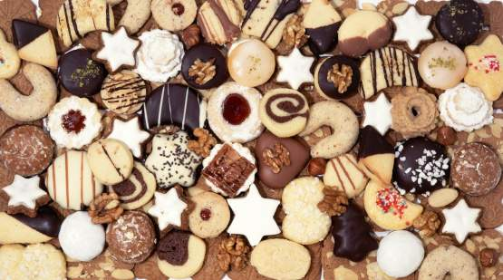 Десерт к Новому году