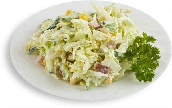 Как приготовить салат Генерал