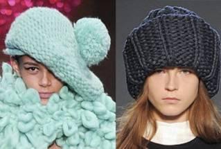 Как подобрать вязанную шапку