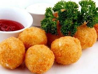 Картофельные шарики в домашних условиях