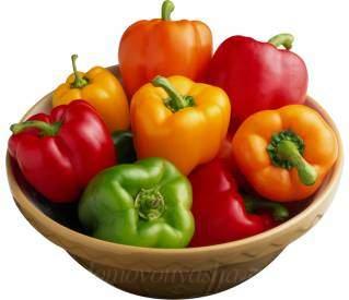 Рецепты вкусных салатов с болгарским перцем