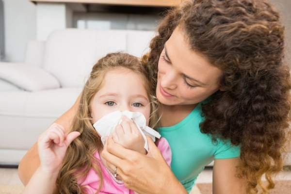 Лечение насморка аминокапроновой кислотой