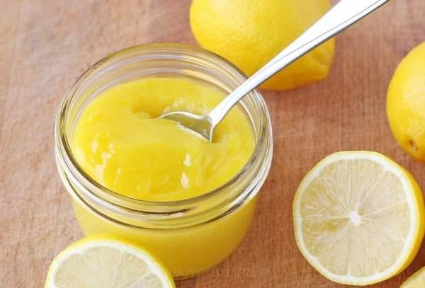 Бананово-лимонный крем