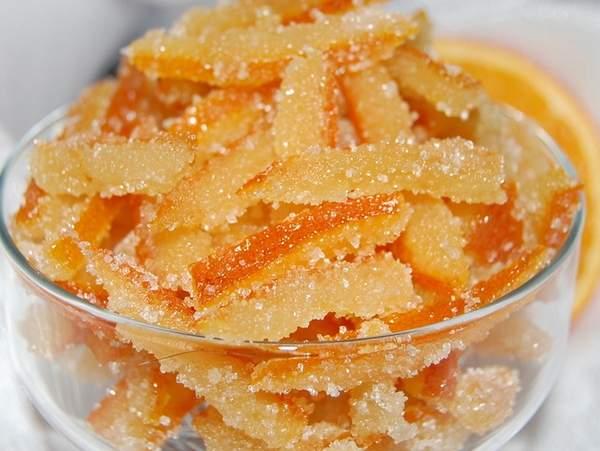 2 рецепта цукатов из апельсиновых корок в домашних условиях, Народные знания от Кравченко Анатолия
