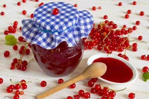 Как приготовить джем из красной смородины
